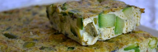 tortilla de calabacin thermomix